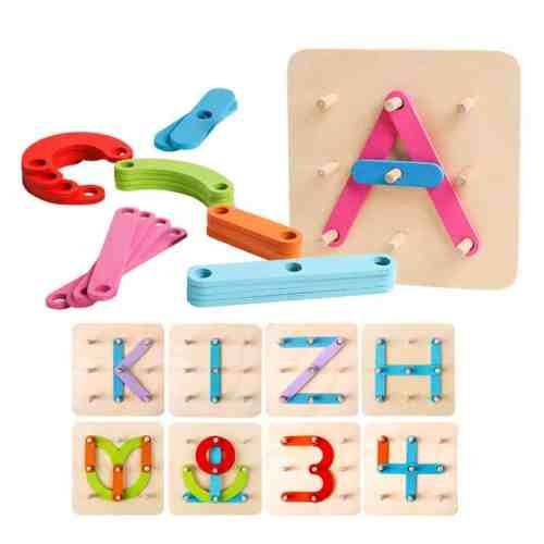 Hands on alphabet activities for preschool and kindergarten