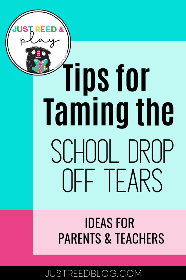 Tips for parents and teachers for a tear-free morning school drop off.