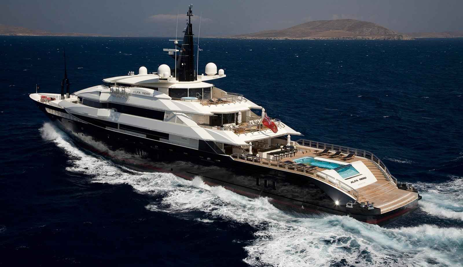 15 Most Expensive Yachts In The World And Their Owners