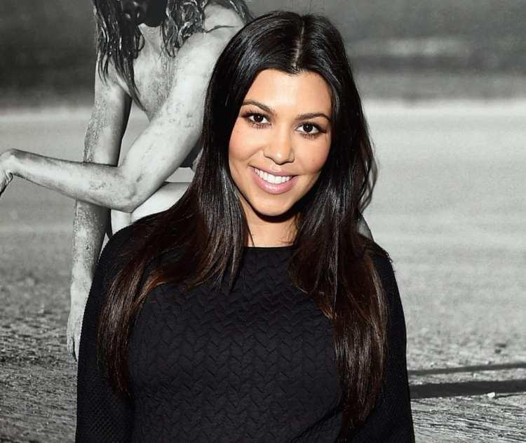 Kourtney Kardashian - Kids, Boyfriend & Body Measurements