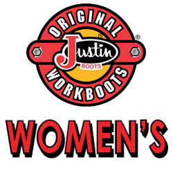 JUSTIN WORKBOOTS WOMEN'S