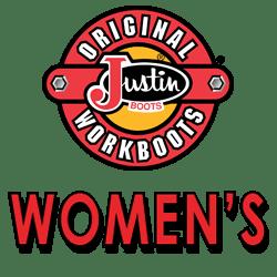 JUSTIN WORKBOOTS WOMEN'S