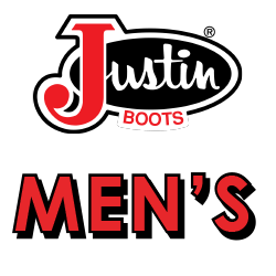 JUSTIN BOOTS MEN's