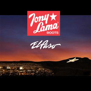 Tony Lama - El Paso