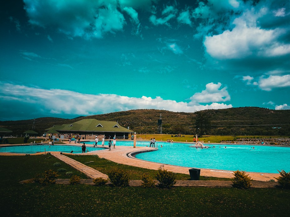 olkaria Geothermal Pool, Naivasha