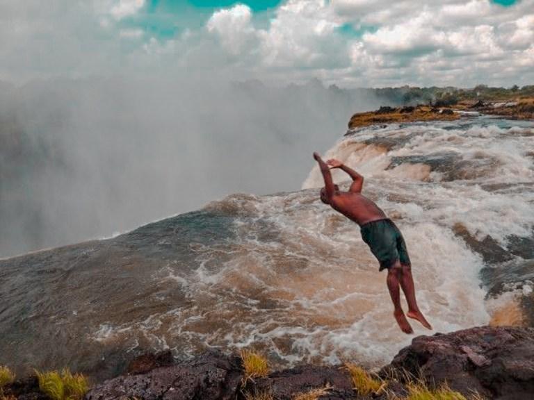 devils pool zambia
