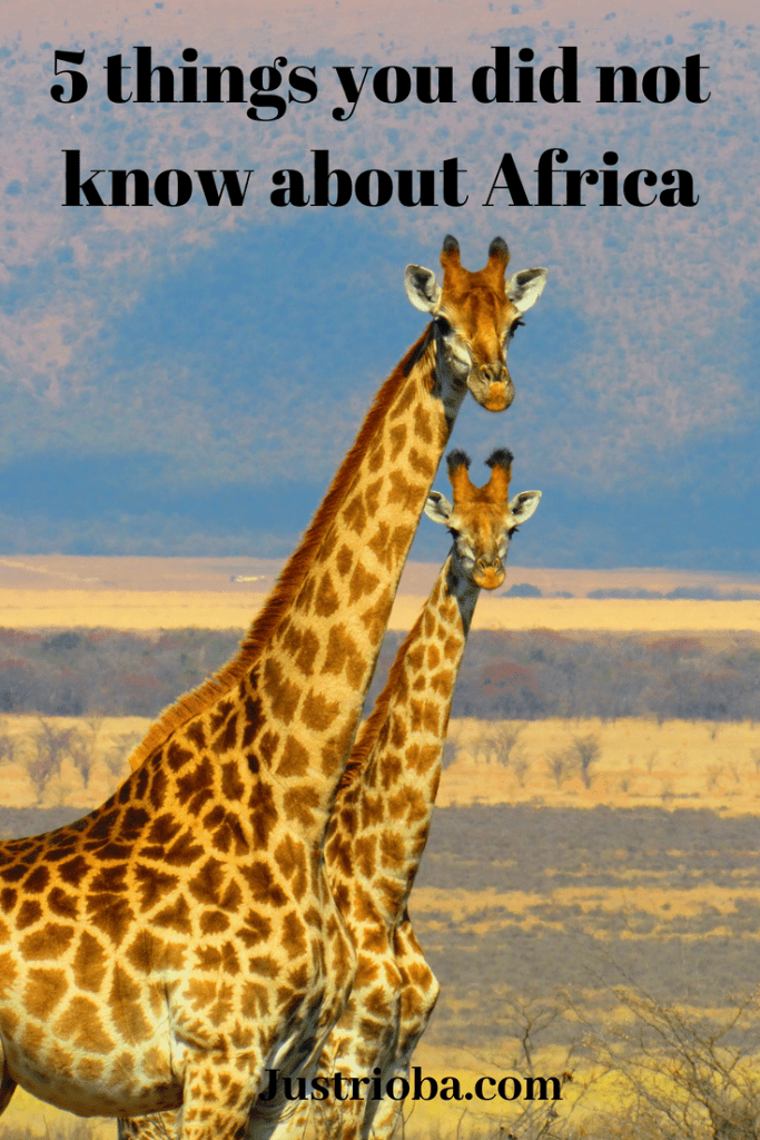 5 things you did not know about Africa