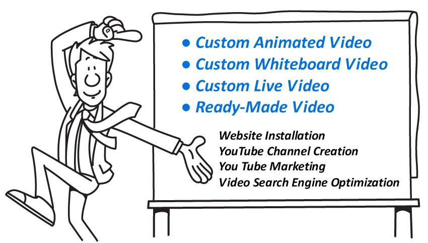 custom whiteboard videos