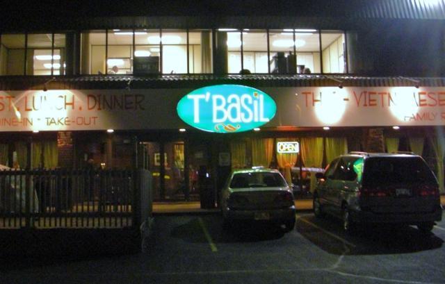 T'Basil Thai Restaurant Orleans