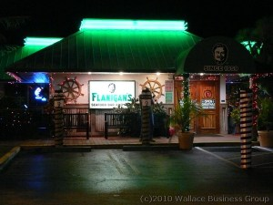 Flanigan's in Stuart, South Florida