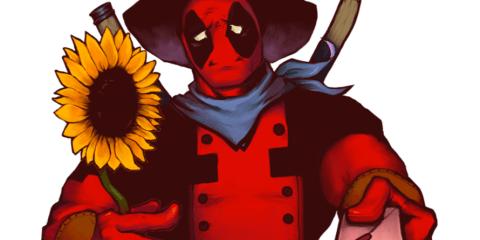 Valentine Deadpool