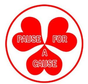Pause for a Cause logo
