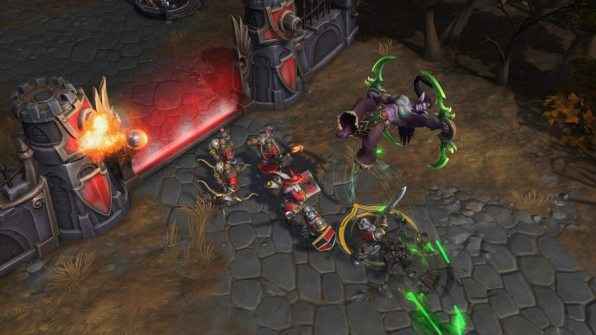 Heroes of the Storm Gameplay 3