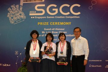 Singapore Games Creation Competition (SGCC) 2014