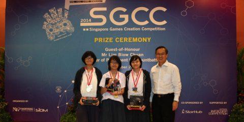 Singapore Games Creation Competition (SGCC) 2014