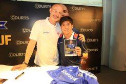 Courts x Frank Leboeuf - Meet & Greet Fans 25 Apr 2015 (9)