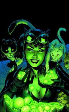 Catwoman #44 by Emanuella Luppacino