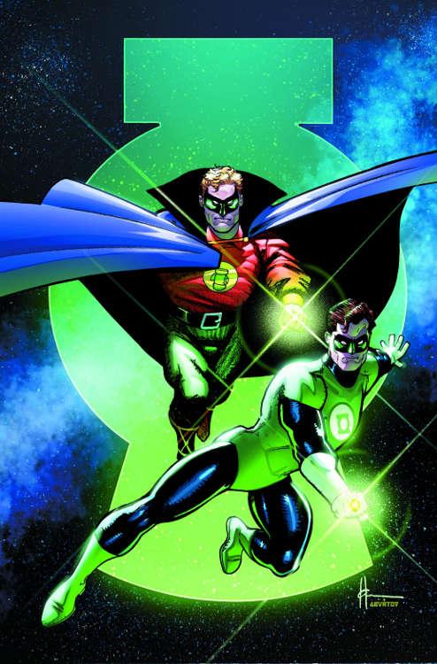 Green Lantern #44 by Howard Chaykin