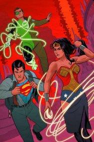 Superman/Wonder Woman #21 by Joe Quinones