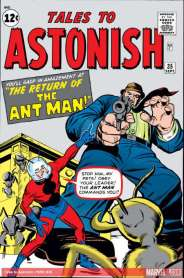 Tales to Astonish #35 - First Appearance as Ant-Man