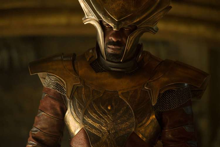 Idris Elba as Heimdall