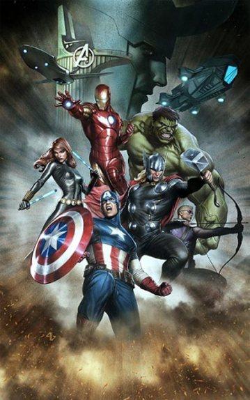 Adi-Granov -Avengers