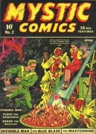 Mystic Comics #002