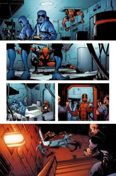 Avengers #0 Preview 4