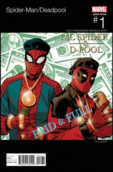 Hip-Hop Variant by DAVE JOHNSON