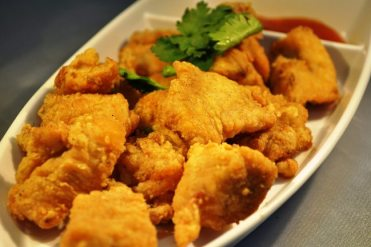 Crispy Salted Chicken