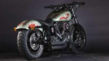 Drax - Harley-Davidson Fat Bob, a.k.a. Unrelenting