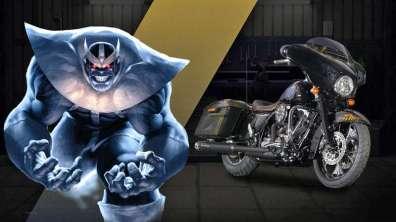 Thanos - Harley-Davidson Street Glide Special, a.k.a. Voracious