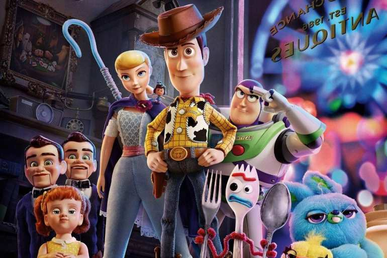 Toy Story 4 - Justsaying.ASIA