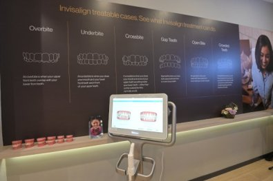 Have an interactive and educational experience highlighting how the integration of iTero scanners into the Invisalign treatment workflow results in a better patient treatment experience