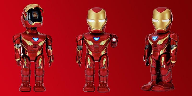 Sitex-UBtech-Iron-Man-MK50