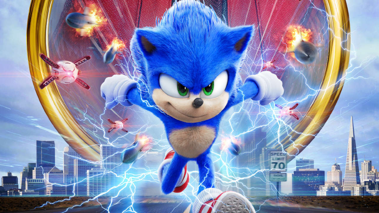 Sonic the Hedgehog Hits the Ground Running with His New Look!
