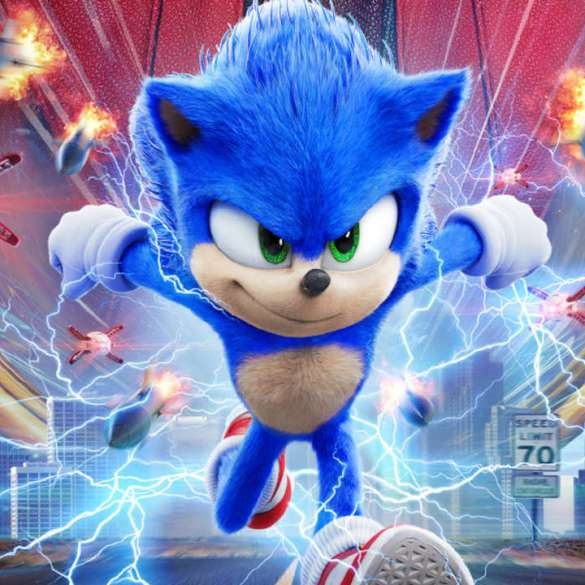 Sonic the Hedgehog Review Featured Image