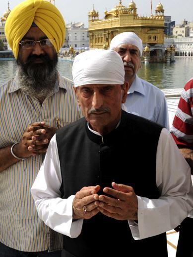 Bashir Ahmad Blor in india