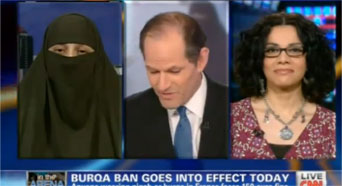 debate at ban on burnqa and niqab very important