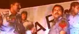 islamabad police dancing at muni badnam hoi