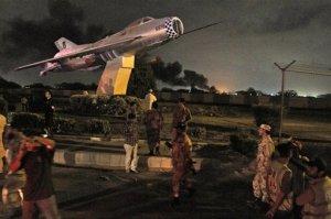 pakistan navy base operation successful