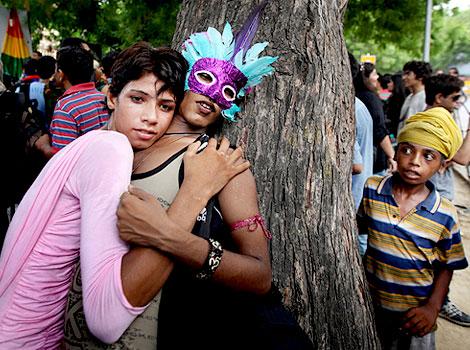 gay parade in india