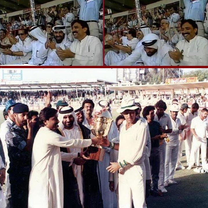 Zardari & Imran Khan