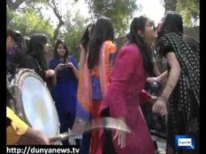 dance culture in punjab colleges