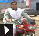 bike rider girl