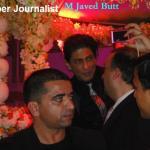 shahrukh khan in asma rehman marriage