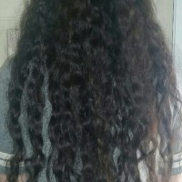 25 plus inches curly thick exotic hair