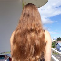 Beautiful Light Chestnut Hair