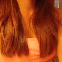 Long Flowing Brown Hair