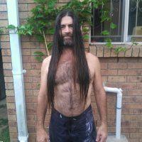 Former yoga and meditation teacher hair for sale